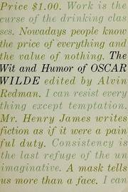 image of The Wit and Humor of Oscar Wilde (Dover Humor)