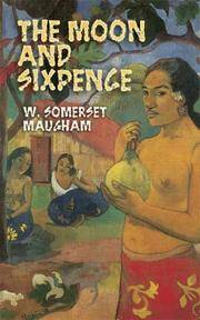 image of The Moon and Sixpence (Dover Value Editions)