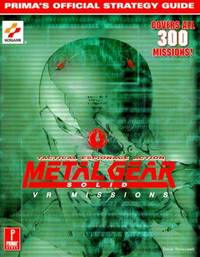Metal Gear Solid: VR Missions: Prima's Official Strategy Guide
