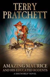image of Amazing Maurice_His Educated Rodents: Discworld Novel 28 (Discworld Novels)