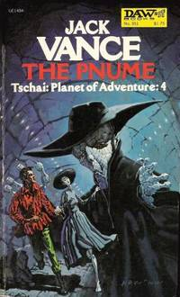 image of The Pnume : Planet of Adventure #4