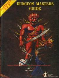 OFFICIAL ADVANCED DUNGEONS & DRAGONS Dungeon Masters Guide