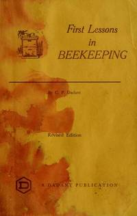 image of First Lessons in Beekeeping