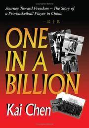 ONE IN A BILLION : JOURNEY TOWARD FREEDOM