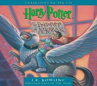 image of Harry Potter and the Prisoner of Azkaban (Book 3 Audio CD)