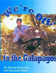 We're Off. to the Galapagos