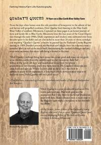 Quaday's Quotes: 70 Years on a Blue Earth River Valley Farm