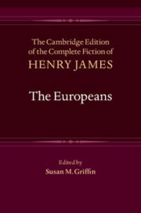 image of The Ambassadors (The Cambridge Edition Of The Complete Fiction Of Henry James) Isbn 9781107002838