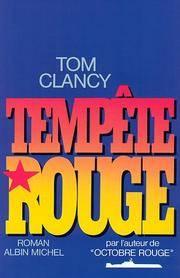 image of Tempête rouge (Romans Etrangers) (French Edition)