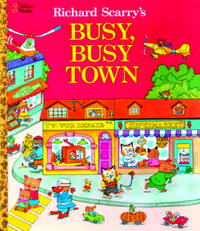 R SCARRY BUSY BUSY TOWN