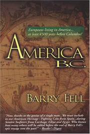 image of America B.C.: Ancient Settlers in the New World