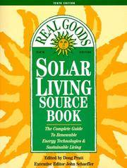 The Real Goods Solar Living Sourcebook (10th Ed.)