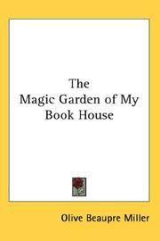 The Magic Garden Of My Book House