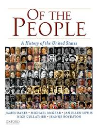 image of Of the People: A History of the United States