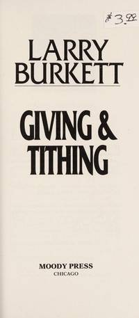 image of Giving_Tithing (Burkett Booklets)