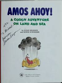 Amos Ahoy! : A Couch Adventure on Land and Sea