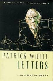 Patrick White Letters