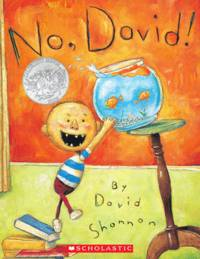 No, David! by David Shannon - Paperback - from Better World Books  and Biblio.com