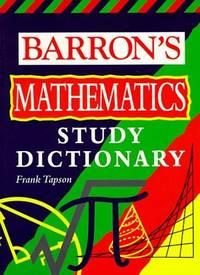 Barron's Math Study Dictionary