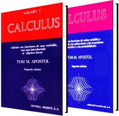 Calculus - Vol  2 (Spanish Edition) by Tom M Apostol - Paperback - 2014 -  from Mi Lybro and Biblio com