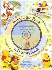 Winnie the Pooh CD Storybook (4-In-1 Disney Audio CD Storybooks) Winnie the Pooh and Tigger Too, Winnie the Pooh and a Day for Everyone,  Winnie the Pooh and the Blustery Day, Winnie the Pooh and the Honey Tree