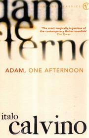 Adam One Afternoon