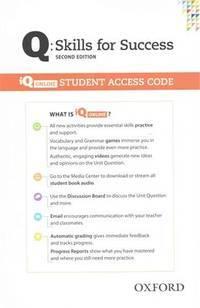 Q: Skills for Success: Practice Book