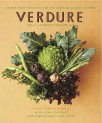 VERDURE Vegetable Recipes from the American Academy in Rome
