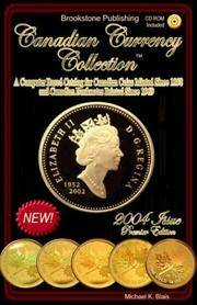 Canadian Currency Collection, 2004 Issue