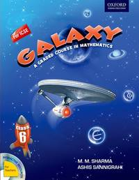 GALAXY - A GRADED COURSE IN MATHEMATICS 6