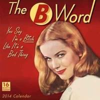 B Word 2014 Wall (calendar)
