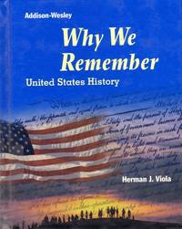 image of Why We Remember: United States HIstory