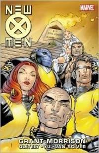 New X-Men By Grant Morrison