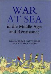 War at Sea in the Middle Ages and the Renaissance (Warfare in History)