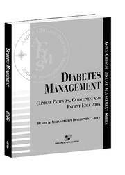 clinical guidelines for diabetes management