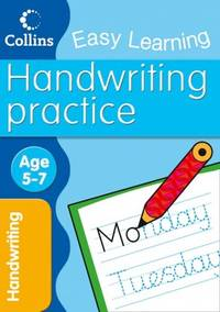 Handwriting Practice (Collins Easy Learning Age 5-7)