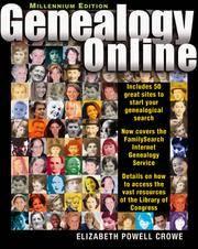 Genealogy Online, Millennium Edition