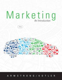 image of Marketing: An Introduction (11th Edition)