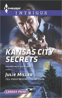 Kansas City Secrets: The Precinct, Cold Case (Large Print)