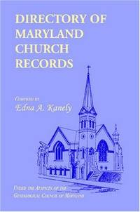 Directory of Maryland Church Records