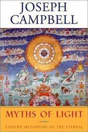 image of Myths of Light: Eastern Metaphors of the Eternal (Collected Work of Joseph Campbell Series)