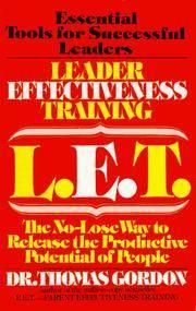 Leader Effectiveness Training