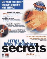 HTML & Web Publishing Secrets«