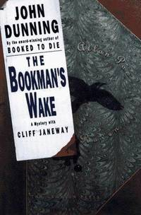 THE BOOKMAN'S WAKE: A Cliff Janeway Mystery (SIGNED)