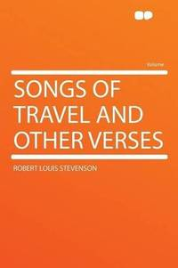 image of Songs of Travel and Other Verses