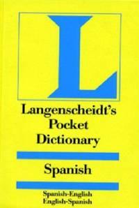 Langenscheidt's Pocket Spanish Dictionary: Spanish - English & English - Spanish