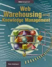 Web Warehousing and Knowledge Management (Enterprise Computing Series)