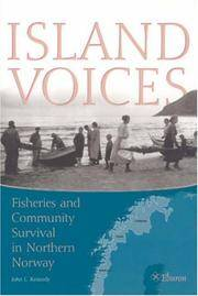 Island Voices  Fisheries and Community Survival in Northern Norway