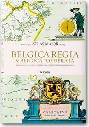 image of Atlas Maior of 1665: Belgica Regia et Belgiaca Foederata [De Lage Landen - Les Pays-Bas et la Belgique - The Netherlands and Belgium]