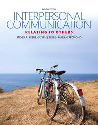 image of Interpersonal Communication: Relating to Others (8th Edition)
